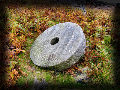 Abandoned Millstones