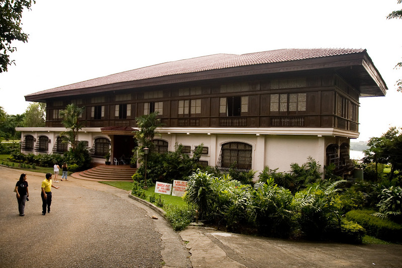 President Marcos' House