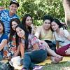 A RANDOM GROUP AT THE PARK AT QC