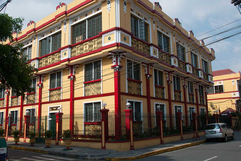 """INTRAMUROS (LATIN """"WITHIN THE WALLS"""") - THE OLDEST DISTRICT AND HISTORIC CORE OF THE CITY OF MANILA"""