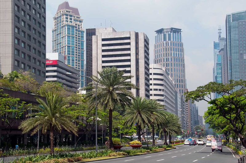 AYALA, THE CITY OF THE PHILIPPINES' FINANCIAL CENTER