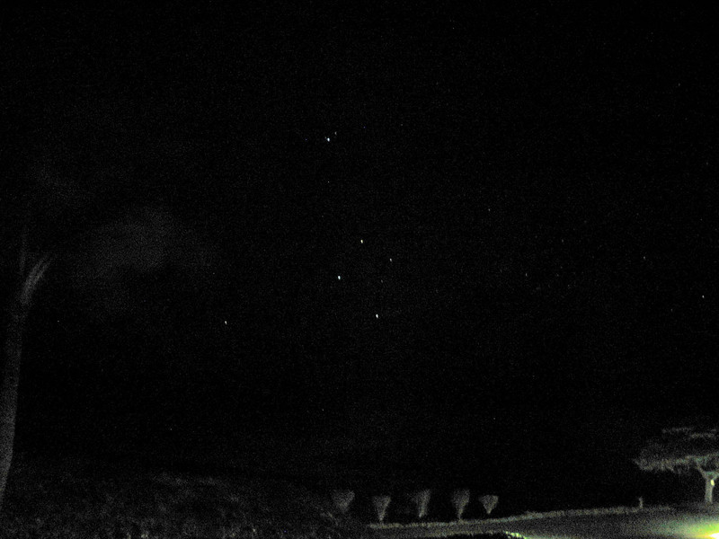 410 - Southern Cross constellation