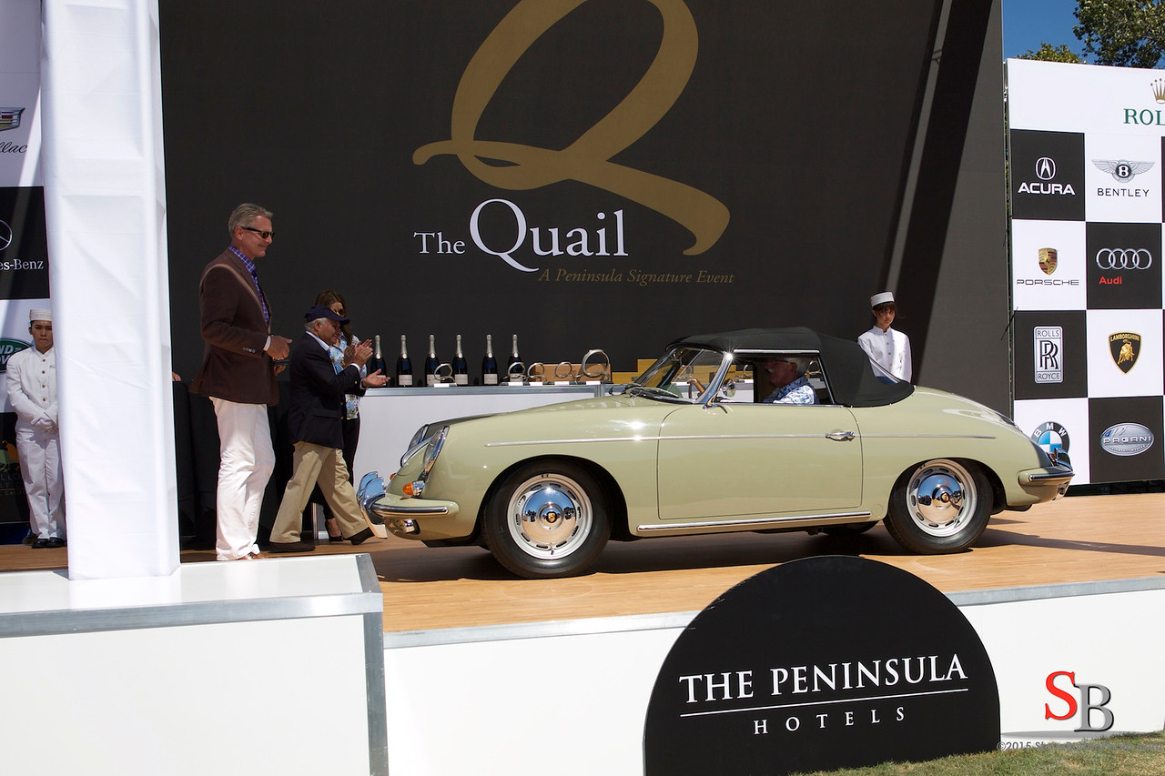 Iconic Pre-1965 Porsches