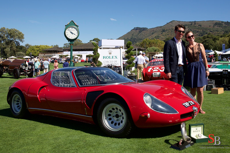"""Rolex Circle of Champions """"Best of Show"""""""