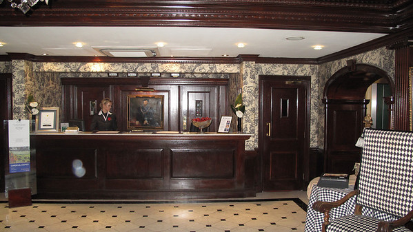 The Red Carnation Hotel Tour in London July 2009