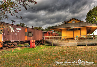 Old Burton Station, Burton, Texas 2011