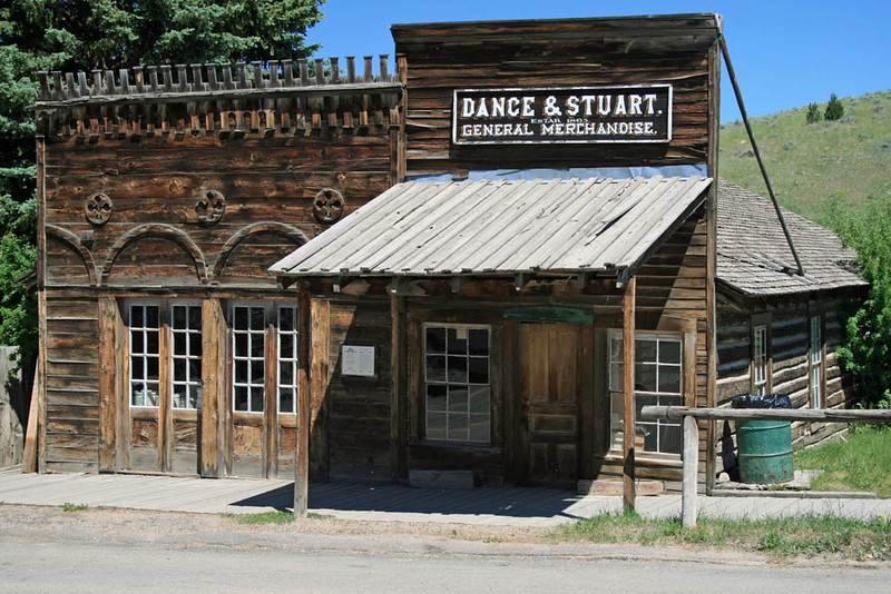 Virginia City, Montana, A Place Lost in Time.