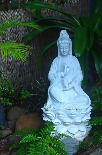 The Sacred Garden in Maui