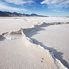 The Shimmering Flats in Utah <br /> (Bonneville Salt Flats)