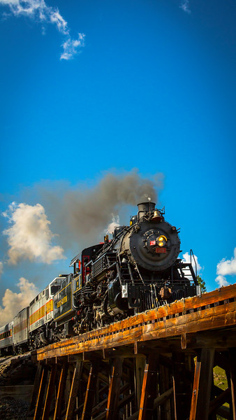 Grand Canyon Steam Railroad