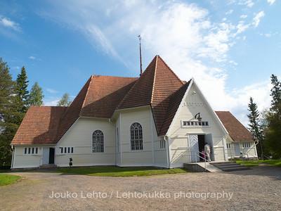 The church of Haukipudas