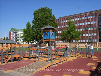 Playground at Kemi