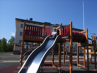 Playground at Kemi
