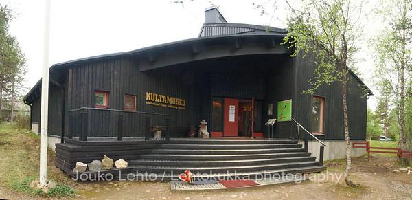 Tankavaara - Gold museum