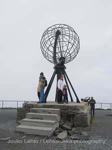Nordkapp - Mageroya: The must be taken -photo