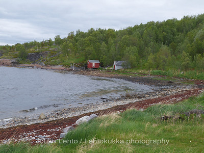 Fishermens cabins