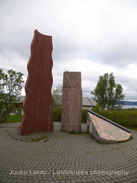 8. Alta museum - graffiti from stone age