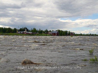 Kukkolankoski - Kukkola Rapids
