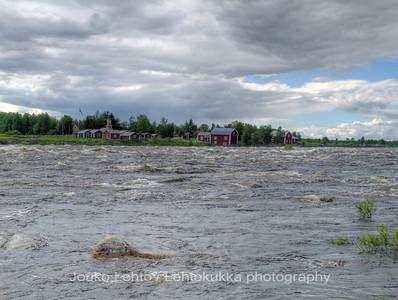 Kukkolankoski, Tornionjoki