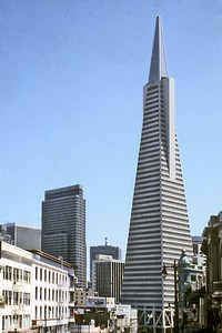 Trans Am Building San Francisco USA - Sep 1978