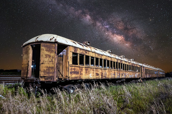 Night Train - Texas Coast