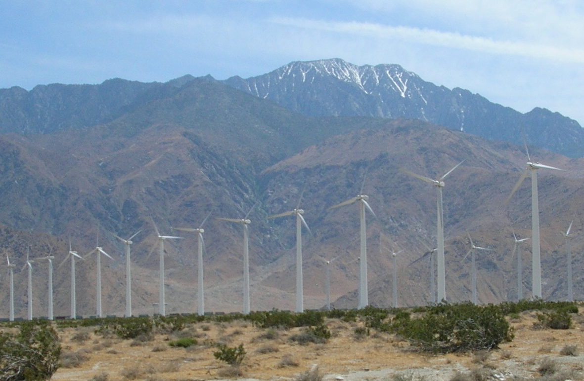Near Palm Springs, CA - 2006