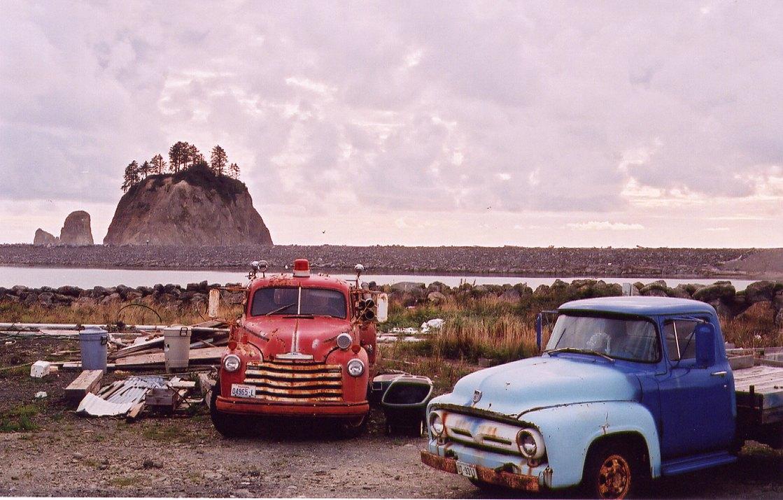 Washington coast - 1997