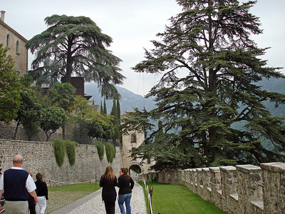 Day 1: September 18 - Castello Brando