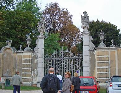 Day 4: September 21 - Villa Pisani on the Brenta Canal