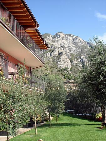 Day 9 - September 26: On Lake Garda - Riva del Garda and Malcesine