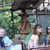 Our captain on the Jungle Cruise