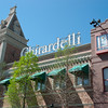 Sadly it was a farce. The sign is the only thing Ghirardelli in Universal...