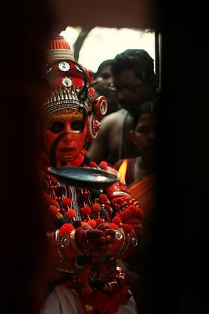 Devakkooth Sthreekolam | Lady Theyyam | A Beginning