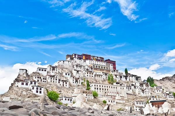 Thiksey Monastery, Leh (May 27th 2011)
