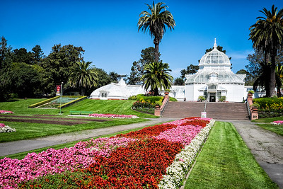 Conservatory of Flowers, Golden Gate Park