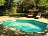 a great place to while away the hot afternoon hours between game drives.