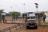 Brazil/Argentina border.