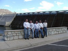 Grand Coulee Dam; Washington.  Me, Mark, Tom, George, Mark C.