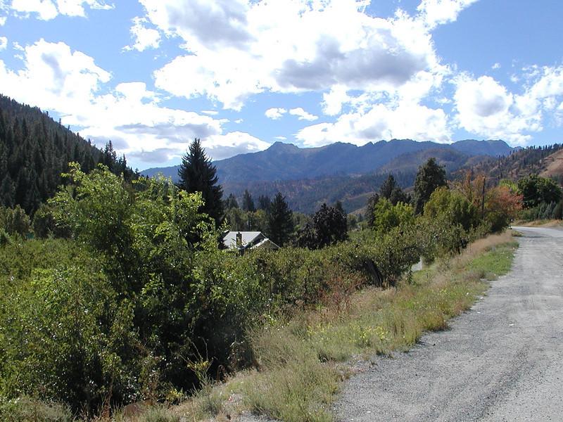Cascade Range, WA