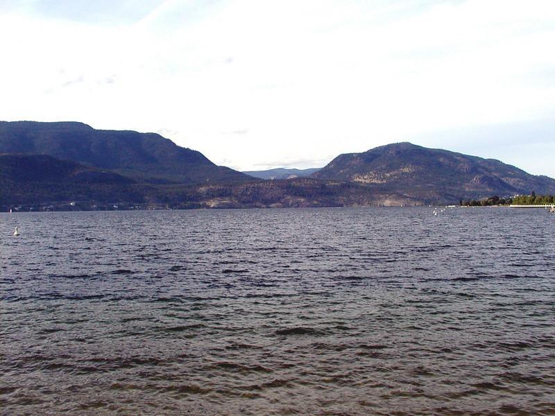 Okanagan Lake, BC