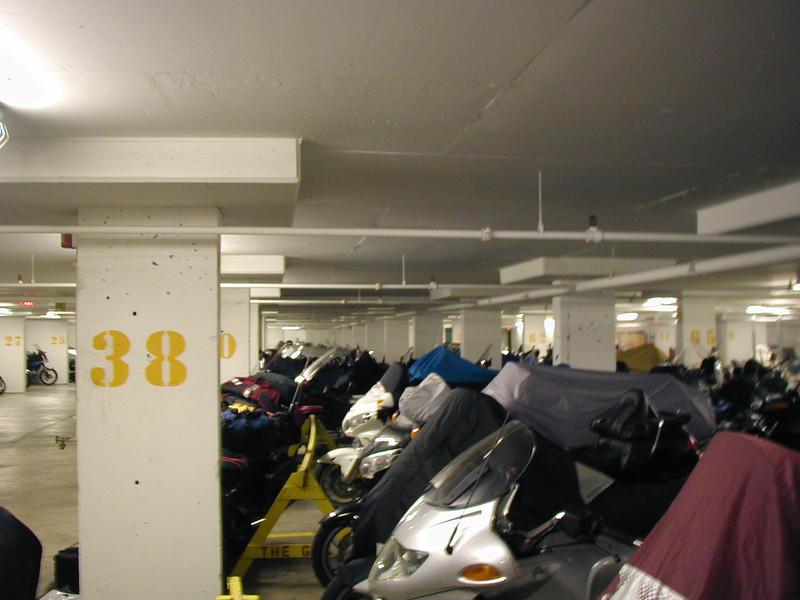 Garage; Kelowna, BC
