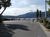 Boat launch; Okanagan Lake, Kelowna, BC