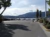 Boat launch; Okanagan Lake, Kelowna, BC