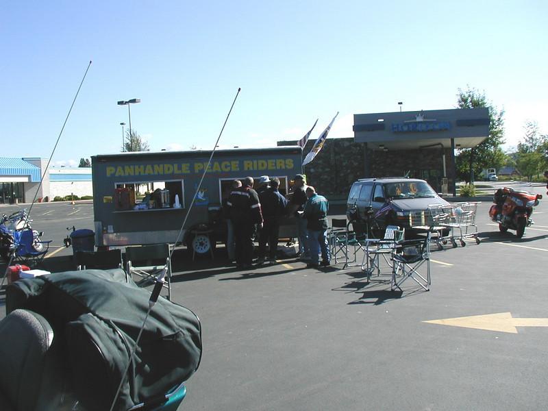 Checkpoint; Coeur d'Alene, ID.