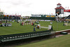 Spruce Meadows.  An outdoor cathedral for show jumping.