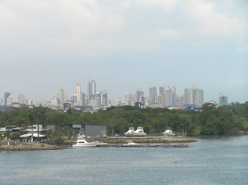 Goodbye Panama City!