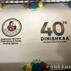 40th anniversary cake for Beendigen Anishnabe Women's Crisis Home and Family Healing Agency