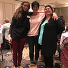 Monique Woolnough, Angie Lynch and Pauline Sackaney at Northern Regional Training