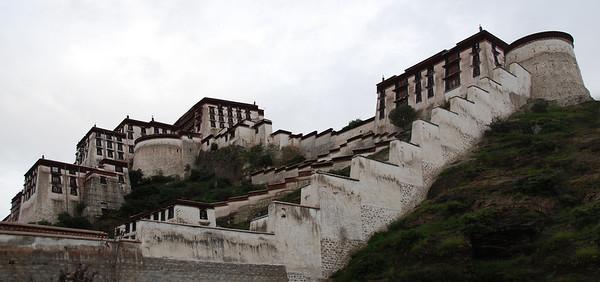 Day 02 - Around Potala, Bharkor, Ramoche Gompa,Shen Rinpoche Home, Dancing Dinner