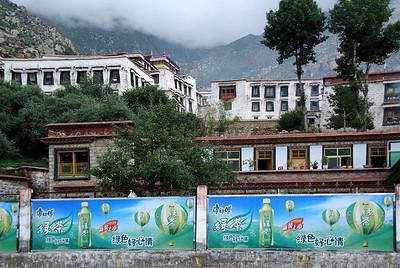Day 04 - Drepung, Khandro Linga Resort, Norbu Linka & Zoo, Theater Play-